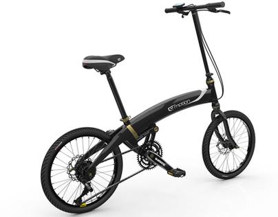 NEO VOLT: Urban folding E-Bike
