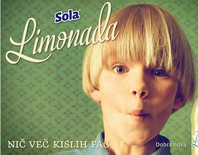 Sola Limonada, Orangola, Grinada