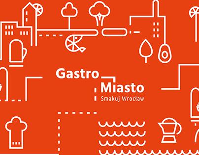 /GASTRO_MIASTO /visual identity