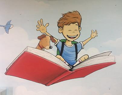 Ένα βιβλίο μας ταξιδεύει