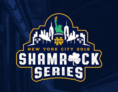 2018 Shamrock Series Logo