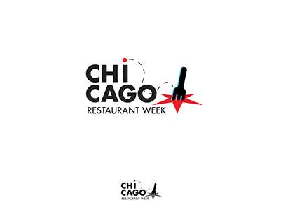 Chicago Restaurant Week Logo