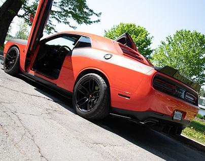 Mango 392 Dodge Challenger ScatPack