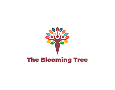 The blooming tree