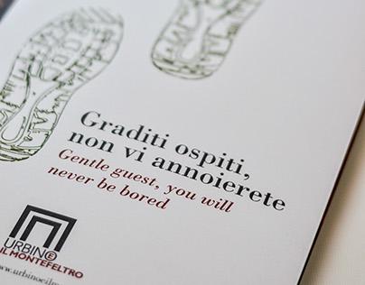 Urbino e il Montefeltro