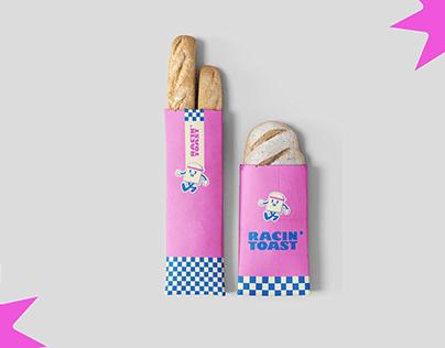Racin' Toast