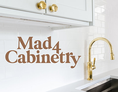 Mad4Cabinetry - Identidad