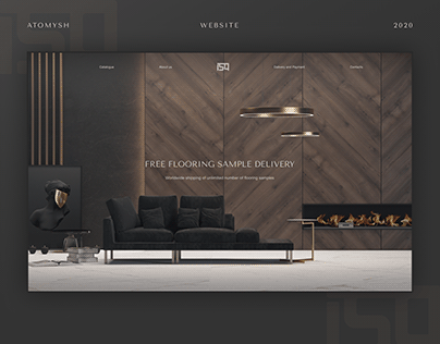 ISA — website   UX/UI