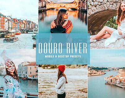 Free Douro River Mobile & Desktop Lightroom Presets