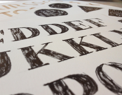 Tipotype Pattern
