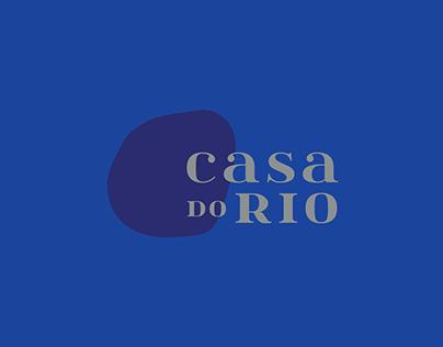 Casa do Rio   Branding