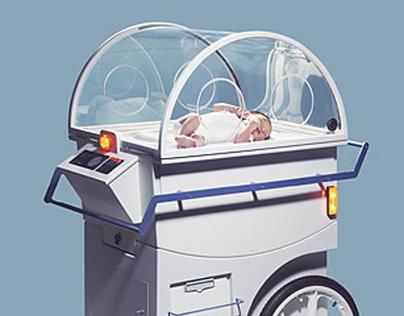 NeoNurture: Infant Incubator