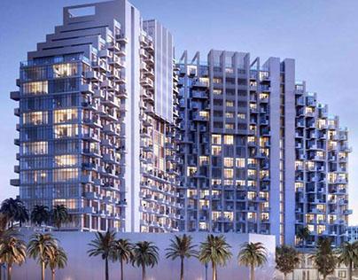 مشروع فرهاد بجانب خور دبي ابتداءا من 590 الف درهم