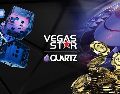 Brand Identity | Vegas Star Quartz - SG Gaming