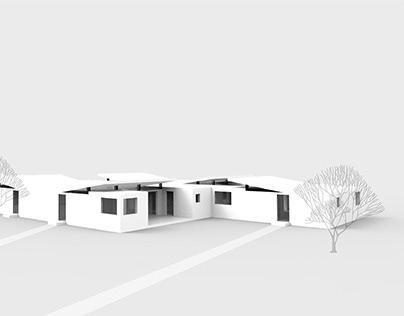 Interior concept — container