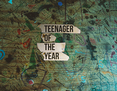 TEENAGER OF THE YEAR