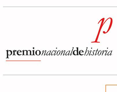 Propuestas para Premio Nacional de Historia