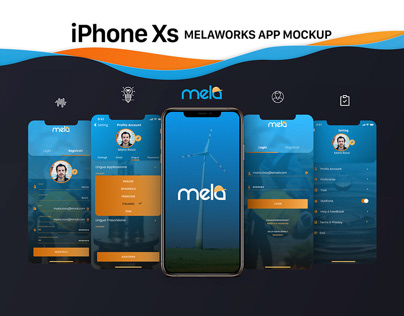 Mela Works UX/UI Mobile App Proposal