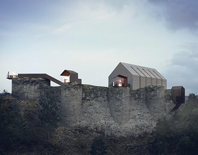 YAC – castle resort competition