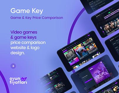 Oyunfiyatlari.com Game Compare UI/UX - Case Study