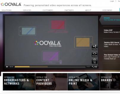 Ooyala:  Digital & Social Marketing