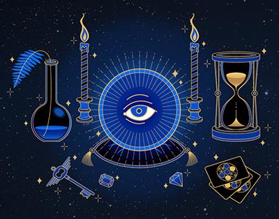 Astrology|GUI Design