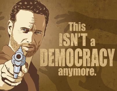 The Walking Dead - Ricktatorship
