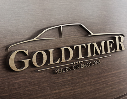 Goldtimer Logo