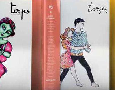 Terps' - Graphic Identity