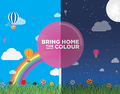 Bring Home the Colour