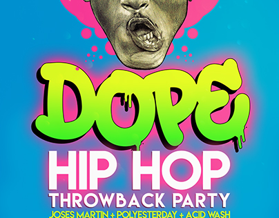 Crash Hotel   Dope Hip Hop Throwback party