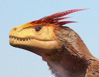 Feathered Dinosaur