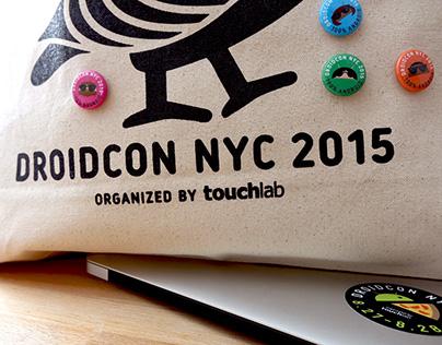 Droidcon  NYC 2015