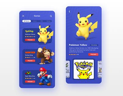 Emulator - Mobile App