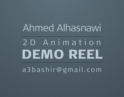 Demo Reel  2D Animation