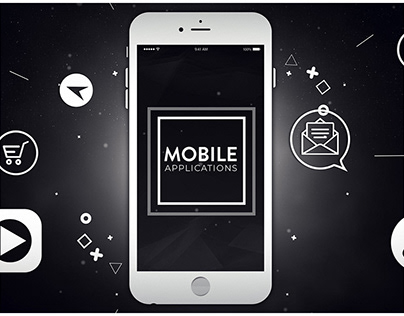 Digital Media Agency - Mobile App service showcase
