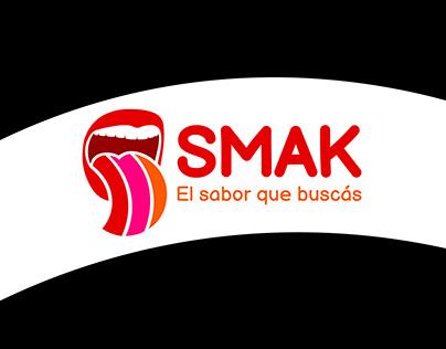 Smak - Sistema de Identidad Comercial