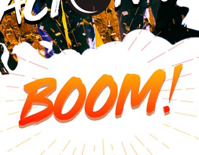 Evento Boom! / Event Party