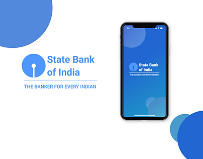 STATE BANK OF INDIA APP REDESIGN