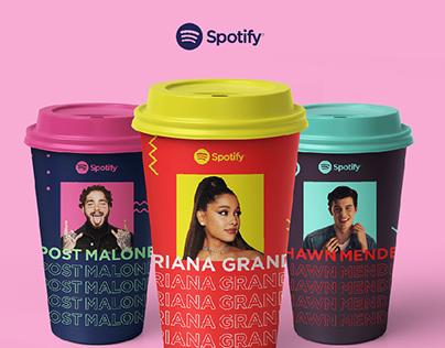 Spotify Everymood Campaign