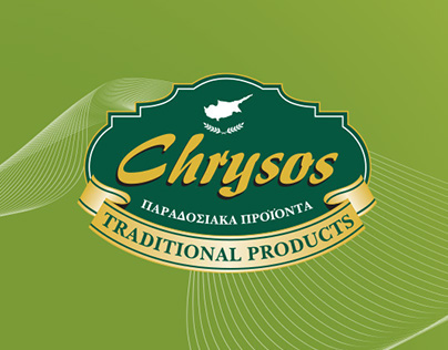 Chrysos Traditional Products - Branding