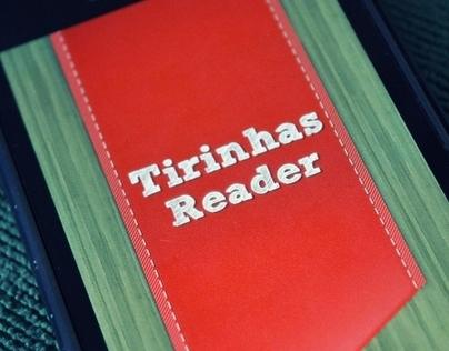 Aplicativo Tirinhas Reader