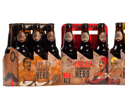 Old Fashioned Hero Beer  Co.