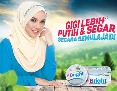 IVT BRIGHT - HERBAL TEETH WHITENING