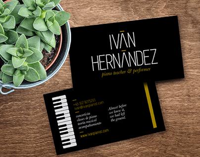 Iván Hernández | Branding & Web