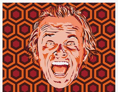 The Shining - Alternative Movie Poster