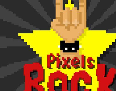 Pixels Rock