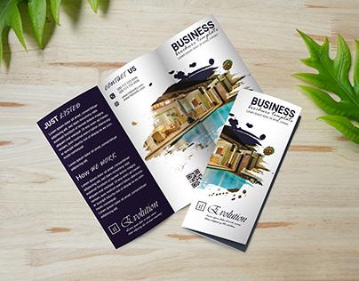 Tri-Brochure Design
