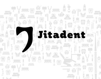 Jitadent — logo design
