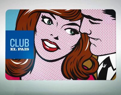 Club El País - 5to Aniversario - Tarjetas